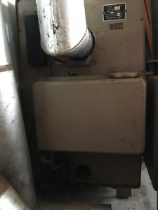 Teco Oil Burning Heater