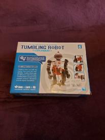 Build a tumbling robot
