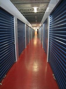 Indoor, Climate Controlled Storage