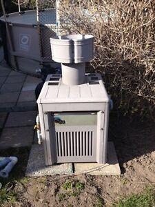 Thermopompe au propane