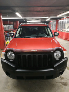 2010 Jeep Compass 4 cylindres/traction avant