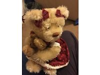 Limited edition Emily bear