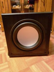 Haut-parleur 12 pouces provenant d'un Mordaunt-Short MS909