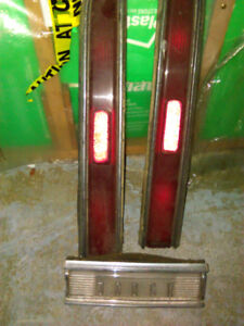 1970 Dodge  challenger tail lights