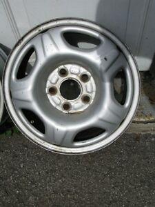 "SET of 4 15"" MAZDA RIMS"