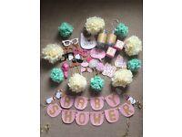 Babyshower GIRL bundle