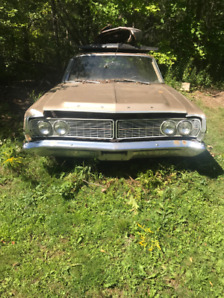 1968 Ford Galaxie Station Wagon Project/ Parts Car