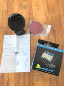 GreatShield Universal Car Mount for GPS and Cell Phones