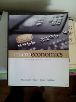 Microeconomics - 13th Canadian edition
