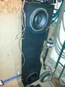 2 10s an 300w amp
