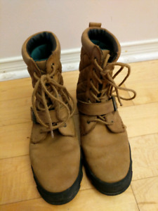 Polo by Ralph Lauren Girls boots size 3.5 US