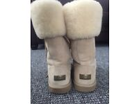 LIMITED EDITION ADULT UGGS UK 8/8.5
