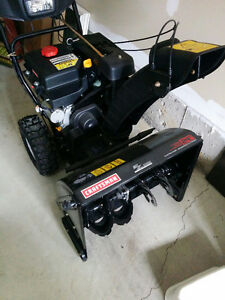 mastercraft 8.5 hp 27 snowblower pdf