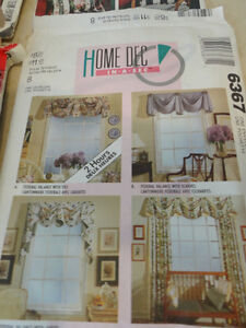 Drape or Table Cloth Material, Accessories &Instructions All $14 Kitchener / Waterloo Kitchener Area image 8