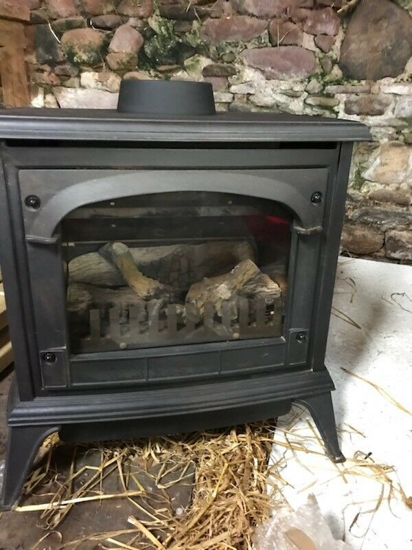 Gazco natural gas stove