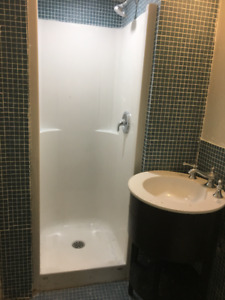 BRAND NEW 1 BED apt for RENT