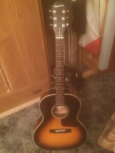 Epiphone gibson acoustic electric