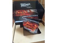 INSANITY 60 DAY WORKOUT - DVD SET FROM BEACHBODY