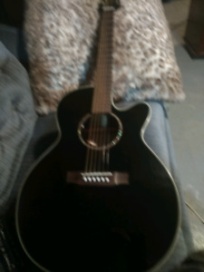 Takamine electric acoustic $300 obo