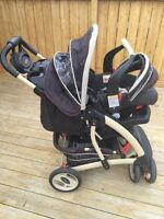 Strollers for sale - Carosses a vendre
