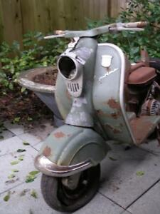 WANTED 1950s NSU Scooter - parts or project