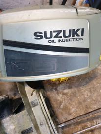 2 stroke Suzuki DT65 outboard