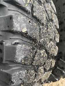 "35"" mud tires Stratford Kitchener Area image 2"