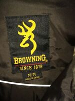 New Browning Camo Jacket
