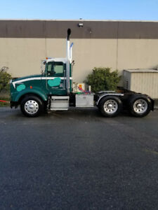Kenworth T800 Day cab