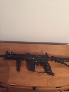 Paintball set up tippmann Sierra one 250 obo