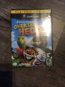 GAME CUBE GAME - STILL SEALED - OVER THE HEDGE