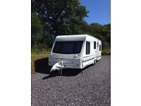 Swift Conqueror 640 Salon 5 bed caravan
