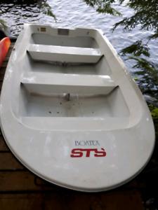 10' Fibreglass boat