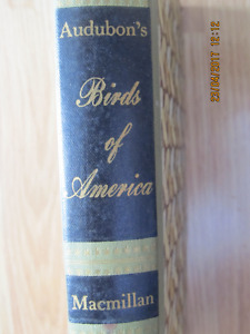 AUDUBON'S BIRDS OF AMERICA - 1950