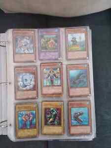 Over 2000+ yugioh cards