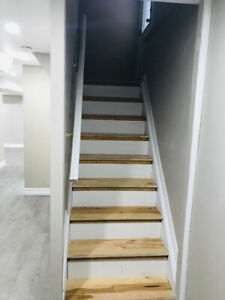New & legal basement for rent near Square One
