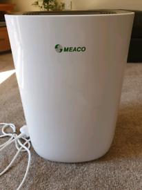 Meaco 12 litre dehumidifier