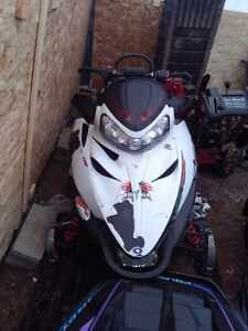 Polaris switchback dragon 800 2009