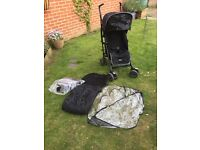Silvercross pushchair