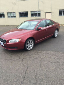 2007 Volvo S80 AWD 3.2L V6 LOW KM
