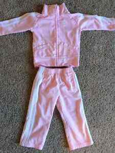 Girls Adidas Outfit, Size 2T