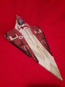 STAR WARS OBI-WAN JEDI STAR FIGHTER