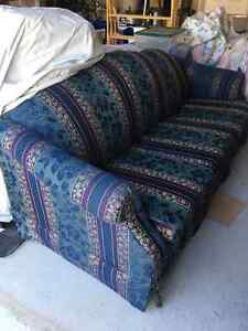 Sofa bed- queen size great shape