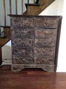 Meuble Decoratif  *** Decorative Cabinet