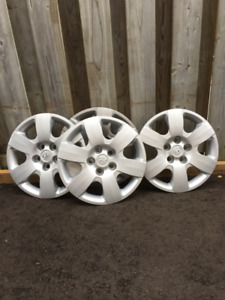 "Four 16"" Original Hyundai Rim Covers For Sale"