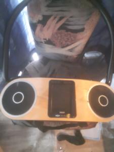 systeme de son bag of rhythm bob marley  transportable
