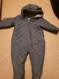 Gap Baby boy pramsuit £5
