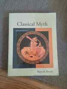 Classical Myth by Powell