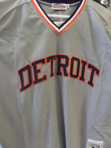 N.W.T. MITCHELL & NESS LANCE PARRISH JERSEY SIZE LARGE Windsor Region Ontario image 7