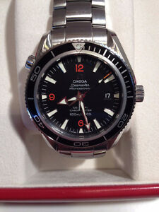 Omega Planet Ocean Seamaster Professional